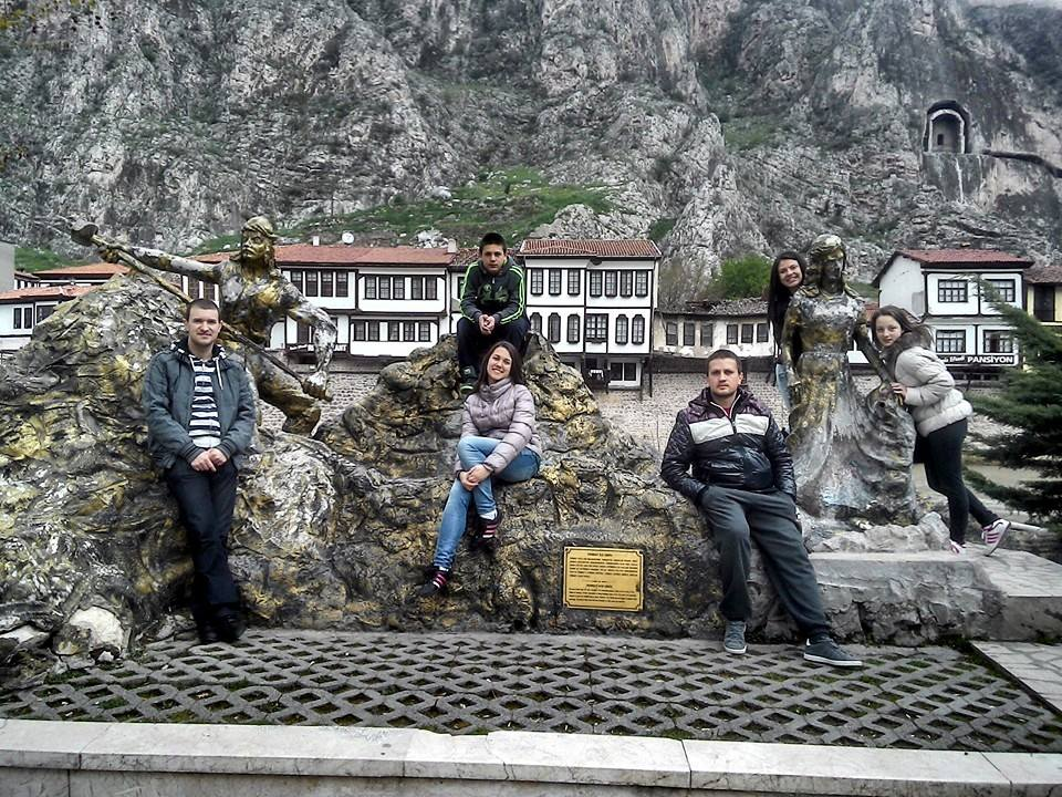 амасия турция фото