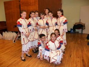 В София участвахме в благотворителен концерт за Дълбок дол